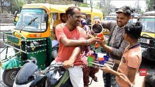 VIDEO: Gelombang Panas India, Suhu Capai 50 Derajat Celsius