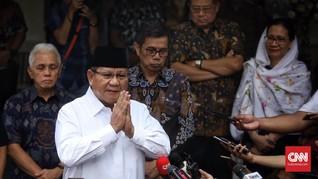 Relawan Tuntut Tanggung Jawab Prabowo Atas Aksi 22 Mei