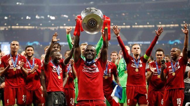 Mane Bersedia Tukar Gelar Liga Champions dengan Piala Afrika