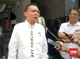 Gerindra Mengaku Belum Bahas Kursi Pimpinan DPR dan MPR