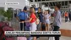 VIDEO: Jumlah Penumpang Bandara Soetta Turun