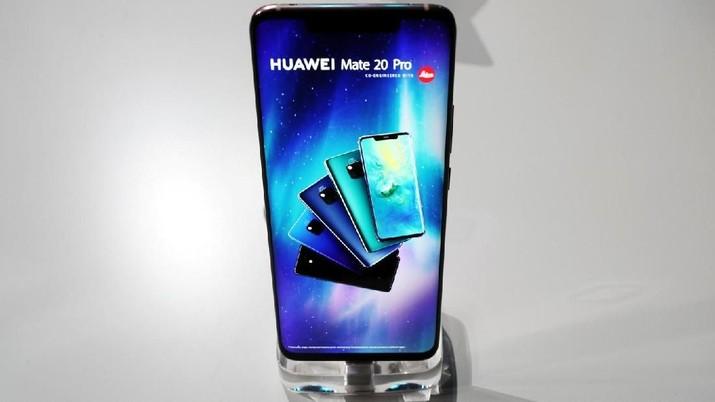 AS Beri Waktu Tambahan ke Huawei