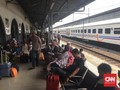 Tiap Hari 90 Orang Batalkan Tiket Kereta Mudik