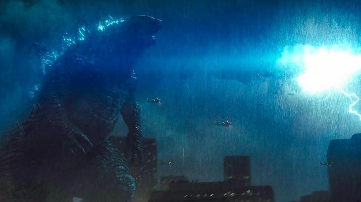 Siapa sangka, film Godzilla: King of the Monsters buatan WB berhasil menyingkirkan film Aladdin.
