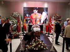 Penyebab Kematian Reyes: Mobil Ngebut 237 Km/Jam
