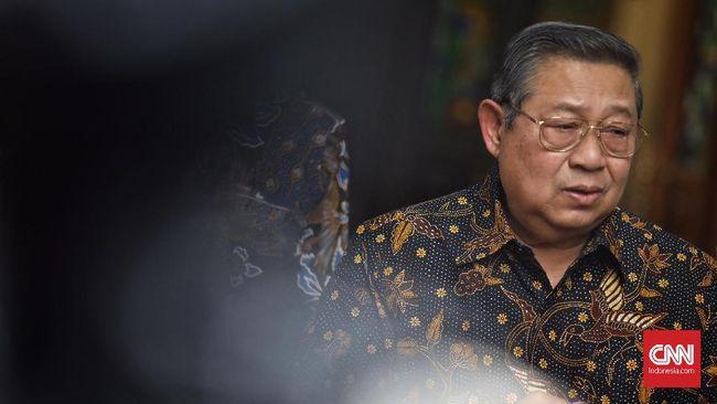 Tak Respons Pidato Mega, SBY Disebut Fokus Tulis Memoar Ani