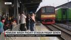 VIDEO: Pemudik Masih Padati Stasiun Pasar Senen