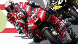 Petrucci Ingin Dovizioso Juara MotoGP