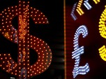 Bukan Soal Panasnya China, Ini Penyebab Dolar Loyo di Eropa