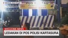 VIDEO: Ledakan di Pos Polisi Kartasura