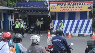 Polisi: Pelaku Teror Bom Kartasura Berbaiat ke ISIS di Medsos