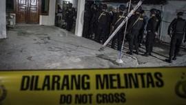 Polisi Sita Senapan Angin dan Pedang dari Warga Gunung Kidul