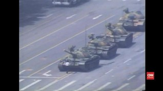 VIDEO: Mengenang 30 Tahun Tragedi Tiananmen