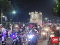 Konvoi Tiga Jam, Takbir Keliling FPI Berlangsung Kondusif