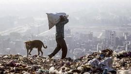 Gunung Sampah di India Bakal Kalahkan Tinggi Taj Mahal