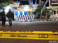 Diduga Ada Bom Bunuh Diri di Polrestabes Medan, Berjaket Ojol