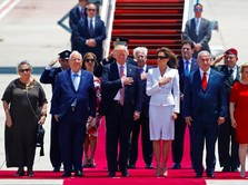 Timur Tengah Memanas! Trump Temui PM Israel di Washington DC