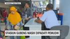 VIDEO: Stasiun Gubeng Masih Dipadati Pemudik