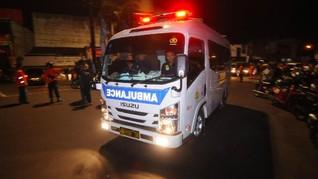 Ledakan di Kartasura Berasal dari Bom Pinggang