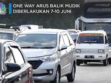 Mau Balik ke Jakarta? Simak Jadwal One Way di Tol Trans Jawa