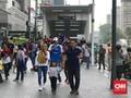 MRT Studi Beri Akses Pejalan Kaki dan Pesepeda di Stasiun