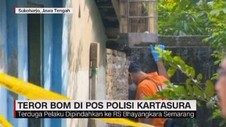 VIDEO: Ini Rumah Terduga Pelaku Teror Bom di Pos Polisi
