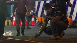 Kronologi Bom Bunuh Diri di Pos Polisi Kartasura