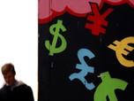 Tanpa Rupiah, Mata Uang Asia Bikin Dolar AS Babak Belur