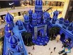 Wow, Ada Masjid Megah a La Timur Tengah di Dalam Mal Ini