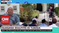 VIDEO: Suasana Idulfitri di Tunisia