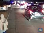 Hari Lebaran, Kemacetan Parah Berlanjut di Tol Cipali