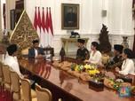 Silaturahmi Keluarga SBY ke Jokowi & Megawati Jadi Perhatian