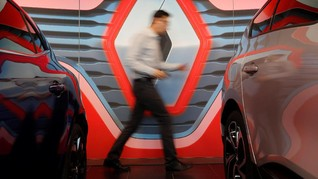 Alasan Prancis Siap Pangkas Saham di Renault