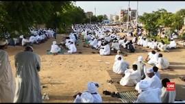 VIDEO: Pasca-kerusuhan, Warga Sudan Rayakan Idul Fitri