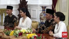 Lebaran AHY-Mega dan Peluang Cikeas Merapat ke Jokowi