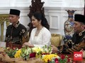Usai Terima AHY, Jokowi Titip Pesan ke SBY