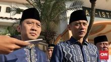 AHY dan Ibas Berpeluang Sama Gantikan SBY di Demokrat