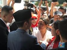 Gelar Open House, Jokowi Bikin Warga Histeris!