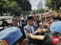 Jokowi Dapat Ucapan Selamat Ulang Tahun dari Pekerja Bandara