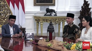 Momen Lebaran AHY dan Ego Personal SBY-Megawati yang Mencair