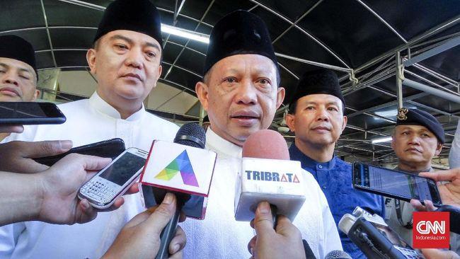 Kapolri Akan Cocokkan Investigasi 21-22 Mei dengan Komnas HAM