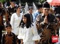 Ziarah ke Makam Ani, SBY Cerita Kenangan Jelang Lebaran