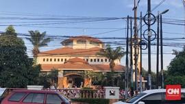Dua Putra SBY Salat Idul Fitri di Cikeas