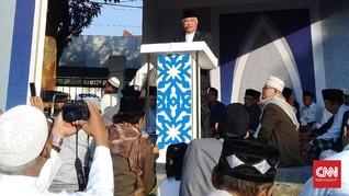 Jadi Khatib, Din Syamsuddin Singgung Indonesia Tak Lagi Ramah
