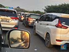 Gara-gara Macet, Bandung-Garut Butuh 5 Jam di Lebaran Kedua