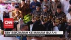 VIDEO: Ziarah Saat Lebaran, Sby Kenang Sang Istri