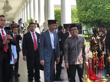 Tahun Ini, Jokowi Lebaran Hanya dengan Iriana & Kaesang