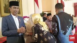 Jokowi-JK Gelar Open House di Istana Negara