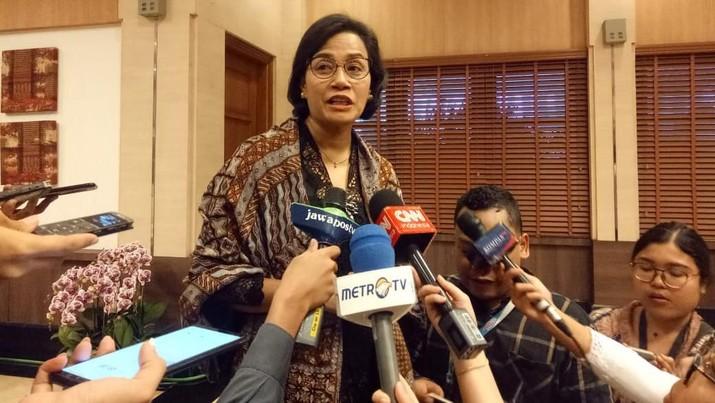 Sri Mulyani bercerita soal pengalamannya menjadi Menkeu di zaman SBY dan Jokowi