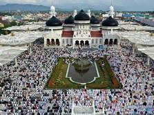 Qanun Diterapkan, Ekonomi Aceh Bakal Melesat